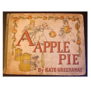 A for Apple Pie by Kate Greenaway