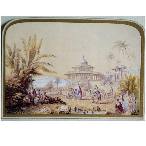 The Chalees Satoon, East India