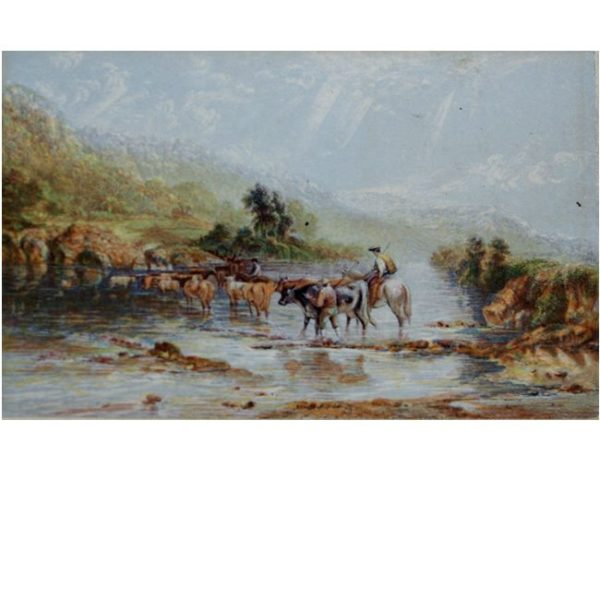 Welsh Drovers