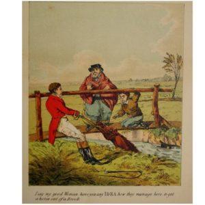 Nine Fawcett Prints