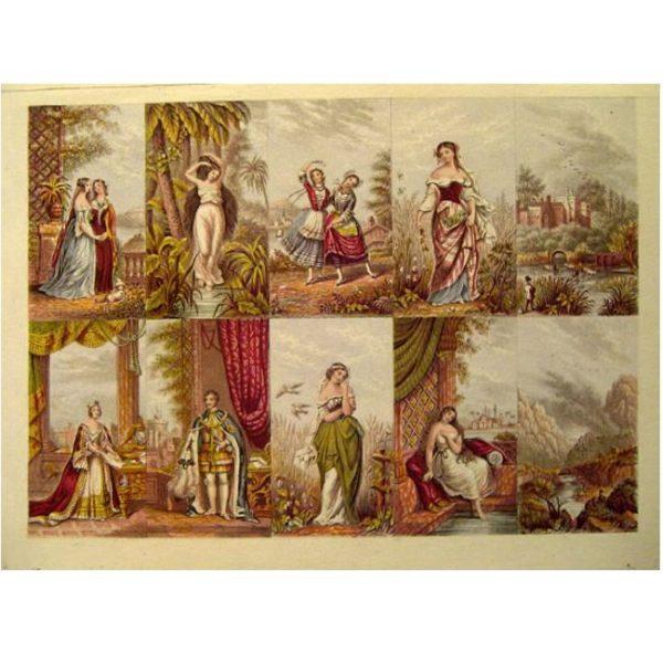 Needlebox Prints The Fancy Set