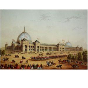 The International Exhibition 1862
