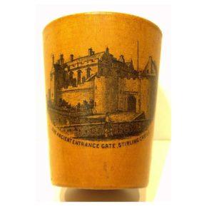 Dice Shaker Stirling Castle