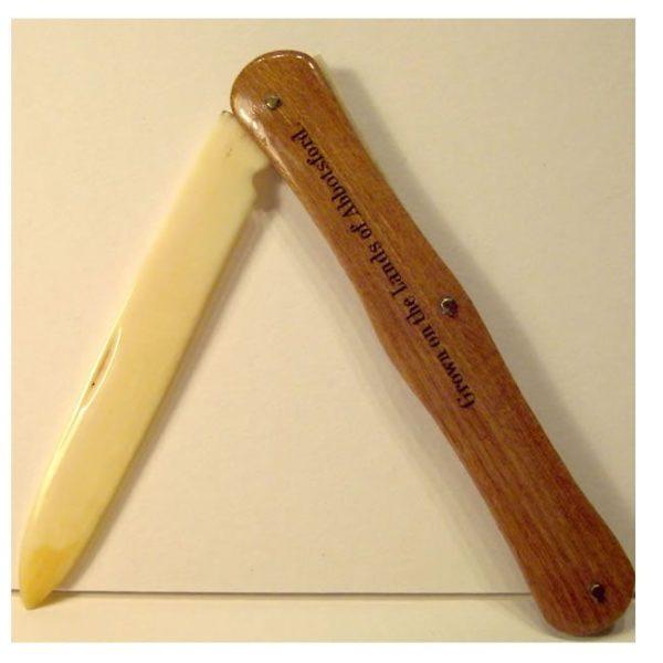 Unusual Fruit Knife