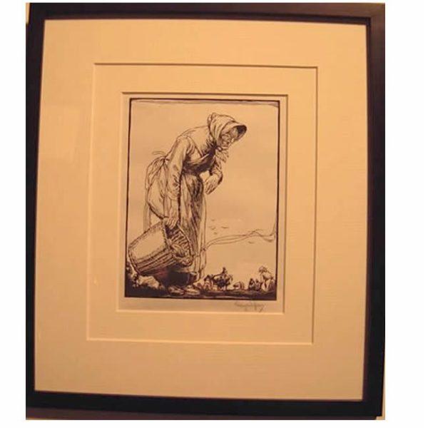 Granny Hodge by George Soper