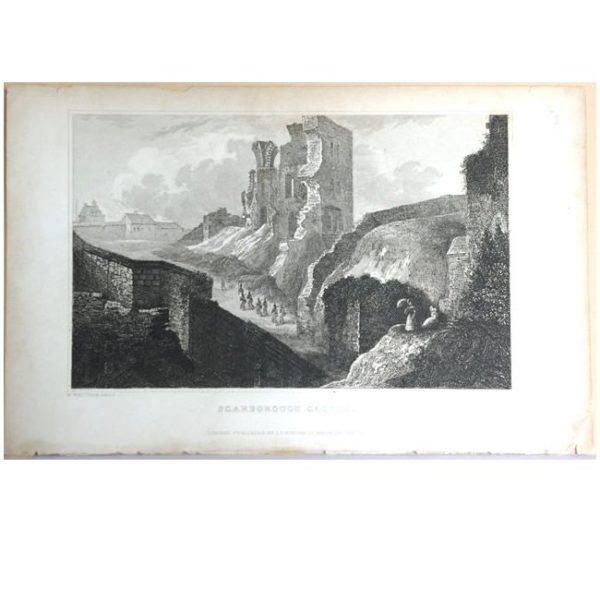Scarborough Castle Yorkshire