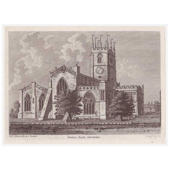 Banbury Church Oxford