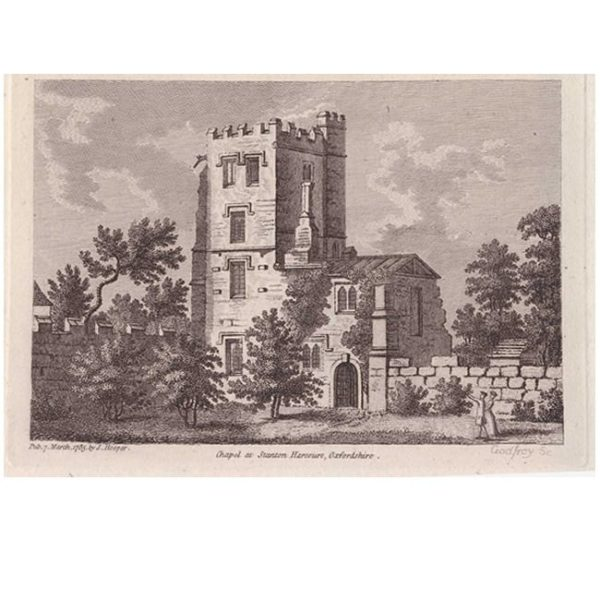 Chapel at Stanton Harcourt Oxford
