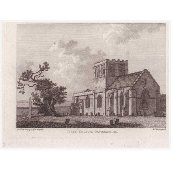 Ifley Church Oxfordshire