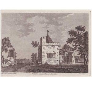 Old Kitchen at Stanton Harcourt Oxford