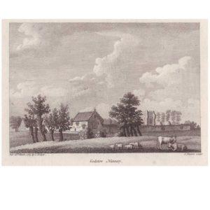 Godstow Nunnery Oxfordshire