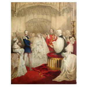 The Wedding of Queen Victoria