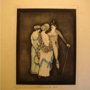 Fashion Prints c1900