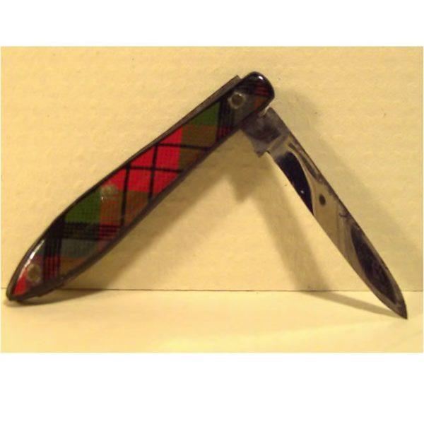 Tartanware Fruit Knife