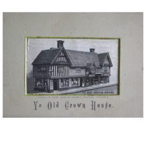 Ye Old Crown House