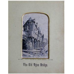 The Old Tyne Bridge