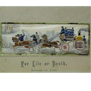 For Life or Death - Heroism on Land