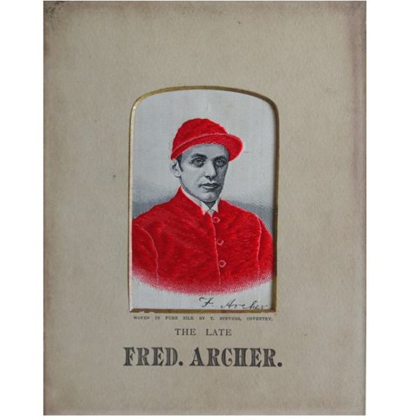 The Late Fred Archer