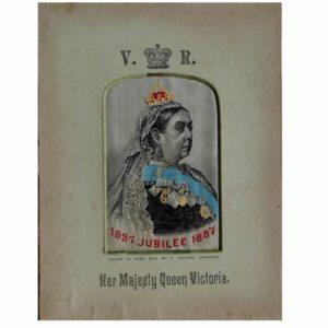 HM Queen Victoria, Jubilee 1837 to 1887