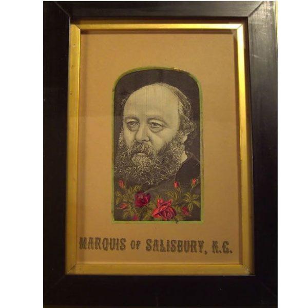 Marquis of Salisbury KG