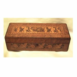 Quarter Bobbin Moulded Glove Box
