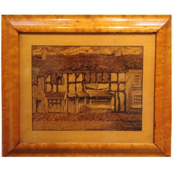 Shakespeares Birthplace Stratford upon Avon